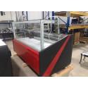 Витрина холодильная гастрономическая JUKA FGL 160 (рестайлинг)