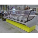 Витрина холодильная JUKA SGL 160 A (-2..+5) универсальная