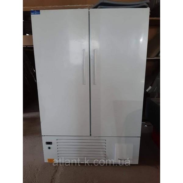 Шкаф холодильный ШХС - 1.2, 1200л, (0..+8), с глухой дверью