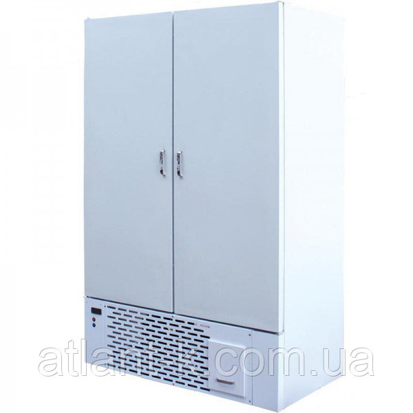 Шкаф холодильный ШХС - 1.4, 1400л, (0..+8), с глухой дверью