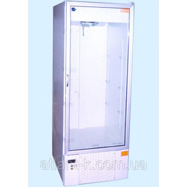 Шкаф холодильный ШХС-0.6, 600л, (0..+8), со стеклянной дверью