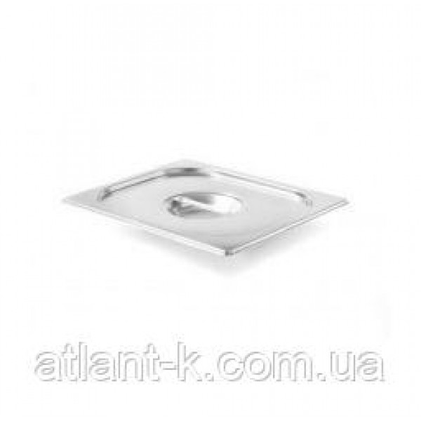 Крышка для гастроемкости GN1/2, нержавеющая сталь