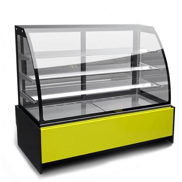 Витрина холодильная кондитерская  JUKA  VDL  158