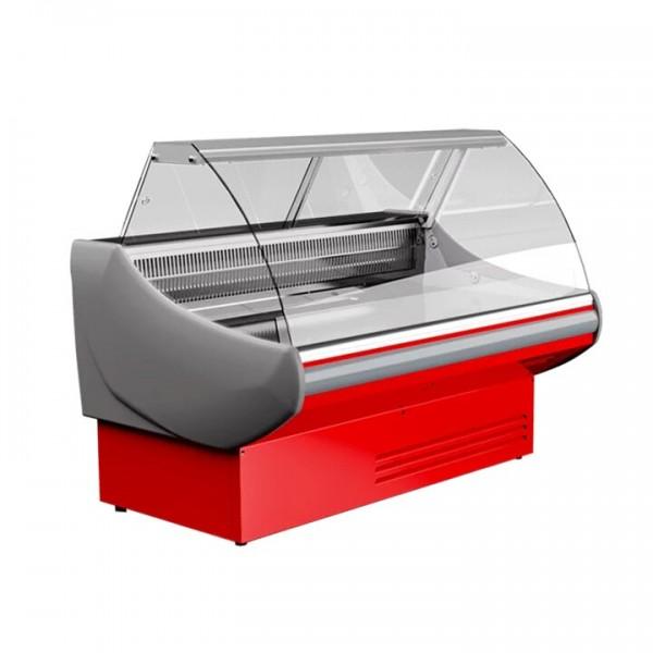 Витрина холодильная JUKA SGL 160 (-2..+5) универсальная